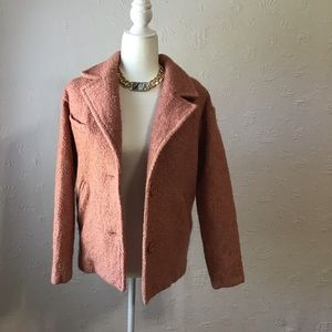Elodie peacoat jacket size small
